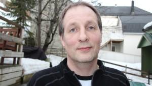 I dag er Asbjørn Larsen dagligleder på Kafe X i Tromsø og medlem i Rusmisbrukernes Interesseorganisasjon (RIO).  Foto: Kaja Staude Mikalsen