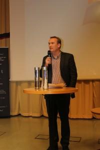 Dagen ble åpnet av Tor Utsogn, leder av helse og sosialstyret i Kristiansand kommune.