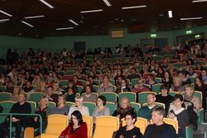 Rekordstort deltakerantall! 340 fagfolk med ulik arbeidspraksis var samlet på seminardagen 19/2 i Nils Henrik Abels hus.