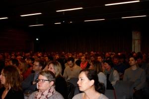 365 personer deltok på konferansen 11/2 på Clarion Hotel Ernst.