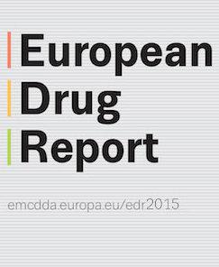 Den europeiske narkotikarapporten inneholder blant annet interaktive kart som gjør det enklere å sammenligne landene i Europa.