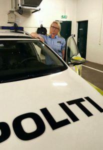 BEKYMRET: Politiførstebetjent for Ungdomspatruljen i Asker, Trine Svartås, forteller at politiet har sett en negativ utvikling av ulovlige rusmidler blant ungdom. Foto: politiet