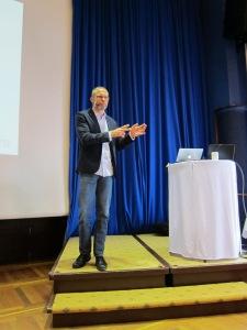 Seniorrådgiver Pål Solhaug, RVTS Sør