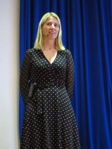 Prisvinner av Ut av tåka-prisen 2016: Mina Gerhardsen