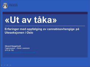 Presentasjon HAP - Håvard Haugstvedt