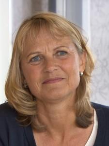 Forsker Anne Line Bretteville-Jensen  Foto: NRK