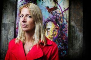 Mina Gerhardsen. Foto: Stig. B. Hansen